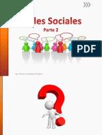Redes Sociales II
