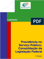 Livro Previdencia Servico Publico