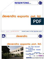 Devendra Exports Profile JAN 09-1