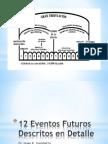 12 Eventos Futuros Descritos en Detalle