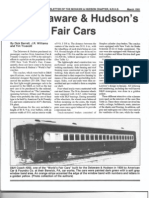 D&H World's Fair Cars