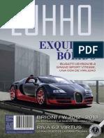 Revista Luhho Décimo Novena Edición