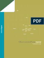 Observatorio Pyme - Informe Regional SanJuan 2009