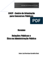 Apostila Relacoes Publicas e Etica No Servico Publico COCP Luiz Henrique Sardella Stutz