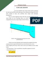 Slope Area Method