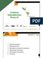Proyecto Hidroeléctrico Porce IV