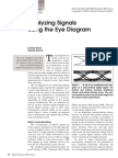 eye diagram digital communication