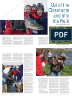 Out of the Classroom and into the Field - NEBRASKAland Magazine