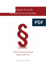 The Justice Sector and the Rule of Law