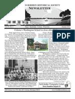 Summer 2012 Newsletter - North Berrien Historical Society