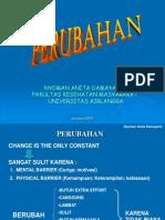 2. Perubahan Hp