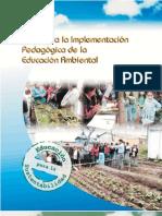 Guia Para La Implementacion Pedagogica de La Educacion Ambiental