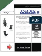 FW_ Ivars S.p.a.-newsletter n 5 June 2012 - Catalogo 2012