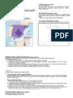 Examen de Selectividad. Criterios corrección. Geografia junio 2012en Castilla La Mancha