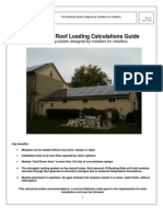 PVRacking Roof Loading Calculation Guide Rev3