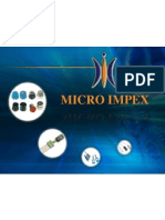 MicroImpex Coloured