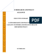Latino Research and Policy Alliance