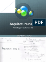 Formulas Arquitetura Naval