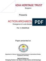 Action Archaeology