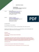 SBG_IFTA Research & Strategic Analysis Department