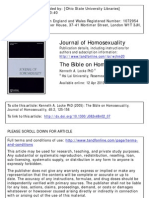 Locke - Bible on Homosexuality