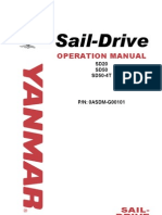 SD20 Saildrive Operations Manual