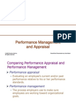 Ch 8 Performance Management and Appraisal