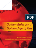 Shale Gas GoldenRulesReport