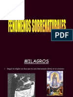 Fenomenos Sobrenaturales
