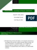 Minería de Datos y Aprendizaje