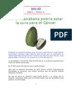 Guanabana Cura Para El Cancer