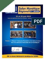 Salon de La Monetique 2012