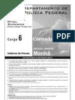 Prova Perito - Policia Federal - 2004