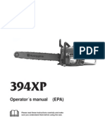 394xp Operating Manual