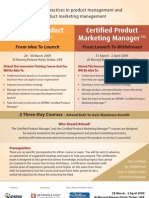 Certified Product Manager