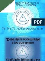 Palestra Tucuman PI-PM-PS 81 y 82