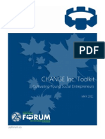Change Inc Toolkit