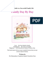 Family Day By Day --- The Guide to a Successful Family Life