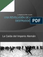 Una revolución de la destrucción