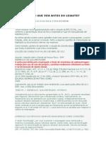 EFD SOCIAL Duvidas de Layout