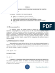 Tema I-II Infraestructura en Redes de Comunicaciones