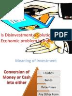 60107240-Disinvestment-PPT