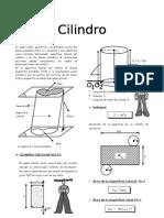 IV BIM - 5to. Año - GEOM - Guía 1 - Cilindro