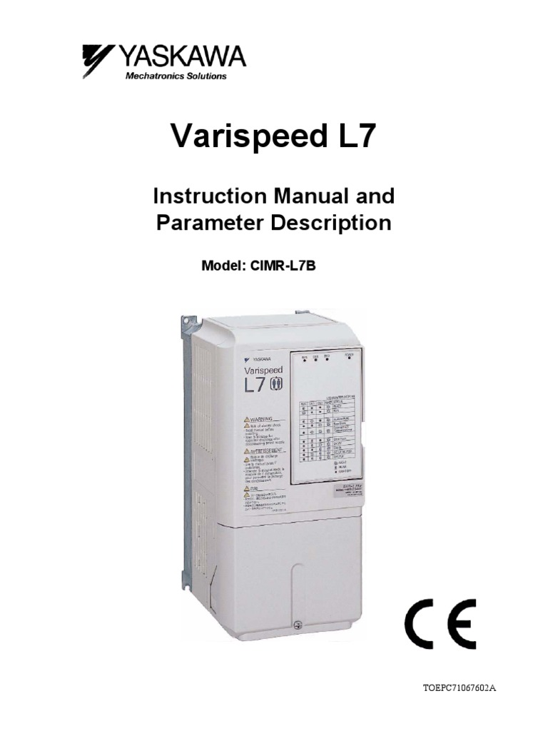Yaskawa l7 instruction manual electromagnetic compatibility yaskawa l7 instruction manual electromagnetic compatibility power inverter asfbconference2016 Image collections