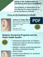 Calibo DOH Roles UNHS Hyatt