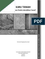 Petunjuk Praktikum Ilmu Tanah Ed 4 2011