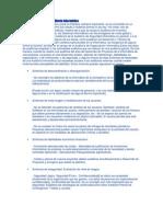 Características de la Auditoría Informática