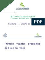 CAPITULO III  - DISEÑO DE REDES