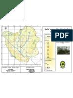 Mapa Isotermas  - Subcuenca del Rio Andes (Facatativá - Cundinamarca)