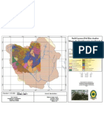 Mapa Zonificación Ambiental - Subcuenca del Rio Andes (Facatativá - Cundinamarca)